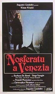 Drácula em Veneza - Poster / Capa / Cartaz - Oficial 1