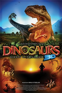 Dinosaurs: Giants of Patagonia - Poster / Capa / Cartaz - Oficial 1