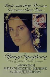 Sinfonia da Primavera - Poster / Capa / Cartaz - Oficial 2