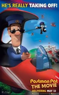 Postman Pat: The Movie - Poster / Capa / Cartaz - Oficial 3