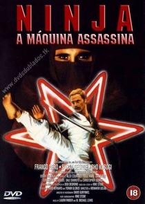 Ninja A Maquina Assassina - Poster / Capa / Cartaz - Oficial 1
