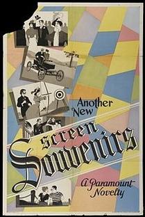 Screen Souvenirs - Poster / Capa / Cartaz - Oficial 1