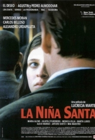 Menina Santa - Poster / Capa / Cartaz - Oficial 2