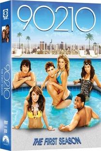 90210 (1ª Temporada) - Poster / Capa / Cartaz - Oficial 4