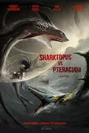 Sharktopus Contra Pteracuda (Sharktopus vs. Pteracuda)