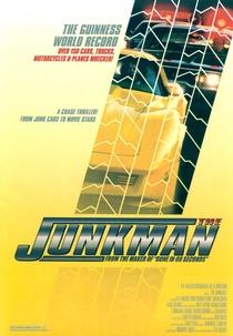 The Junkman - Poster / Capa / Cartaz - Oficial 1