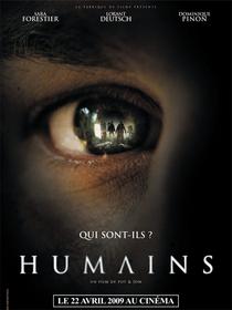 Humanos - Poster / Capa / Cartaz - Oficial 1