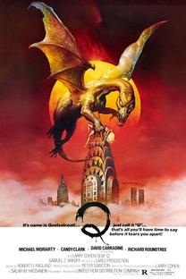 Q - A Serpente Alada - Poster / Capa / Cartaz - Oficial 3