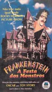 Frankenstein - A Festa dos Monstros - Poster / Capa / Cartaz - Oficial 1