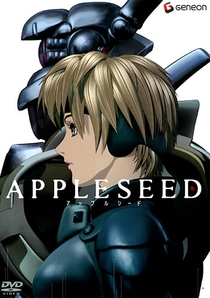 Appleseed - Poster / Capa / Cartaz - Oficial 4