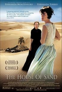 Casa de Areia - Poster / Capa / Cartaz - Oficial 1