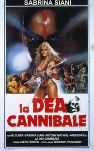 Mondo Cannibale - Poster / Capa / Cartaz - Oficial 4