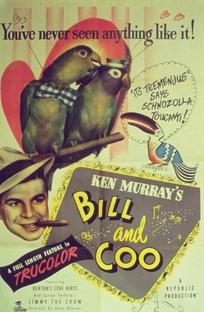 Bill e Lú - Poster / Capa / Cartaz - Oficial 1
