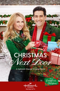 Christmas Next Door - Poster / Capa / Cartaz - Oficial 1