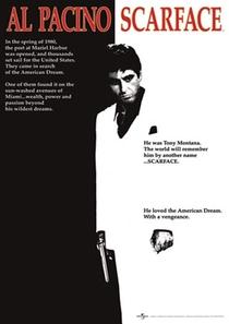 Scarface - Poster / Capa / Cartaz - Oficial 1