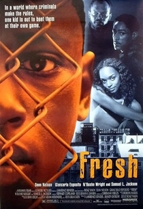 Fresh - Inocência Perdida - Poster / Capa / Cartaz - Oficial 3