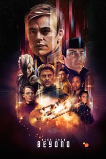 Star Trek: Sem Fronteiras - Poster / Capa / Cartaz - Oficial 9