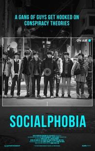 Socialphobia - Poster / Capa / Cartaz - Oficial 2