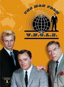 O Agente da UNCLE (1ª Temporada) - Poster / Capa / Cartaz - Oficial 1