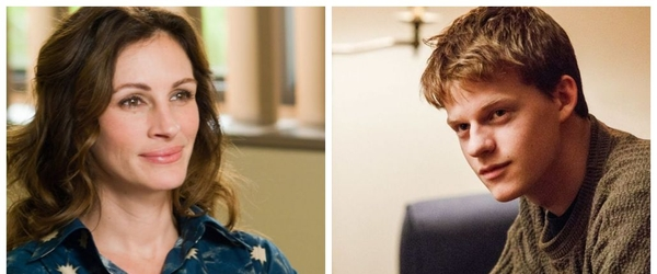 Julia Roberts e Lucas Hedges vão estrelar filme sobre dependência de drogas