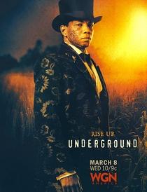 Underground (2ª Temporada) - Poster / Capa / Cartaz - Oficial 7