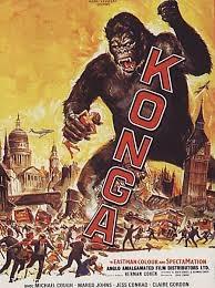 Konga - Poster / Capa / Cartaz - Oficial 1