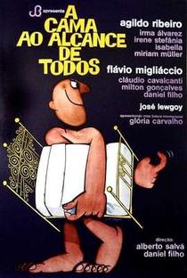 A Cama ao Alcance de Todos - Poster / Capa / Cartaz - Oficial 1