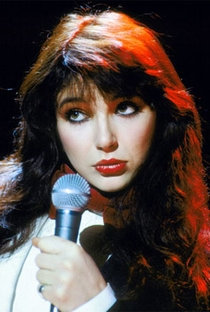 Kate Bush - Poster / Capa / Cartaz - Oficial 1