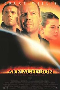 Armageddon - Poster / Capa / Cartaz - Oficial 1