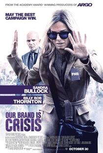 Especialista em Crise - Poster / Capa / Cartaz - Oficial 1