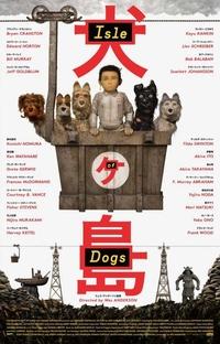 Ilha dos Cachorros - Poster / Capa / Cartaz - Oficial 2