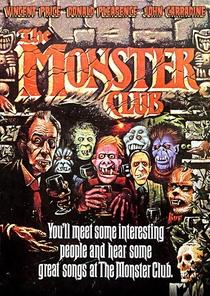 O Clube dos Monstros - Poster / Capa / Cartaz - Oficial 7