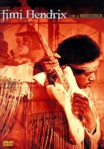 Jimi Hendrix Live at Woodstock - Poster / Capa / Cartaz - Oficial 2