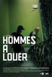 Hommes à Louer - Poster / Capa / Cartaz - Oficial 1