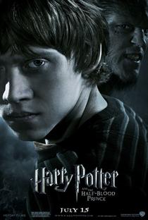Harry Potter e o Enigma do Príncipe - Poster / Capa / Cartaz - Oficial 19