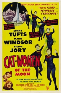 Cat-Women of the Moon - Poster / Capa / Cartaz - Oficial 2