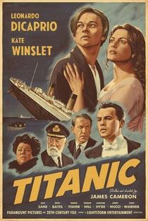 Titanic - Poster / Capa / Cartaz - Oficial 19