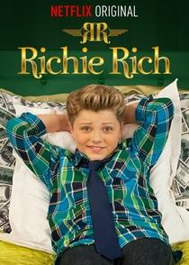 Riquinho Rico (1ª Temporada) - Poster / Capa / Cartaz - Oficial 1