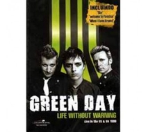 Green Day - Life Without Warning - Poster / Capa / Cartaz - Oficial 1