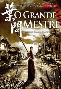 O Grande Mestre - Poster / Capa / Cartaz - Oficial 2