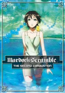 Mardock Scramble: The Second Combustion - Poster / Capa / Cartaz - Oficial 4