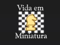 Vida em miniatura - Poster / Capa / Cartaz - Oficial 1