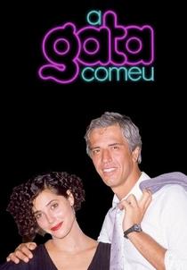 A Gata Comeu - Poster / Capa / Cartaz - Oficial 3