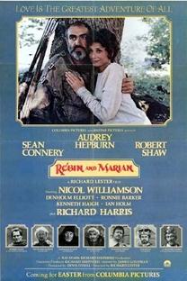 Robin e Marian - Poster / Capa / Cartaz - Oficial 3