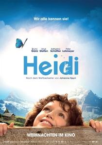 Heidi - Poster / Capa / Cartaz - Oficial 2