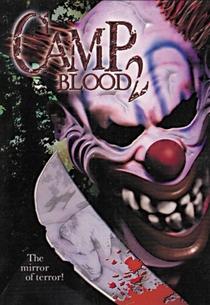 Camp Blood II - Poster / Capa / Cartaz - Oficial 1