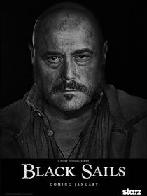 Black Sails (1ª Temporada) - Poster / Capa / Cartaz - Oficial 9