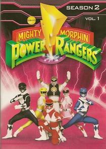 Power Rangers (2ª Temporada) - Poster / Capa / Cartaz - Oficial 1