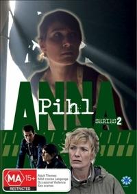 Anna Pihl (2ª Temporada) - Poster / Capa / Cartaz - Oficial 1