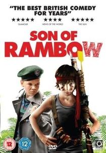 O Filho de Rambow - Poster / Capa / Cartaz - Oficial 2